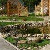 Создаем водоем в саду с помощью новейшего материала