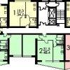 Брежневки: многосекционные блочные дома серии II-68-02