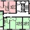 Брежневки: планировка жилых домов серии II-68-03