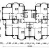 Планировка монолитного дома серии «Юникон»