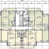 Планировка монолитного дома С-220