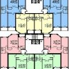 Планировка дома П-55М