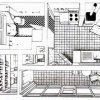 Некоторые тонкости перепланировки кухни и ванной комнаты