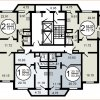 Планировка дома ГМС-3