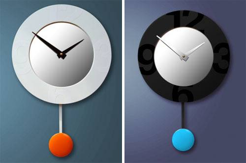 "Часы ""Pendulum Wall Clock"""