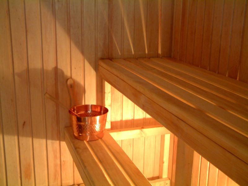 Строительство бани и сауны своими руками