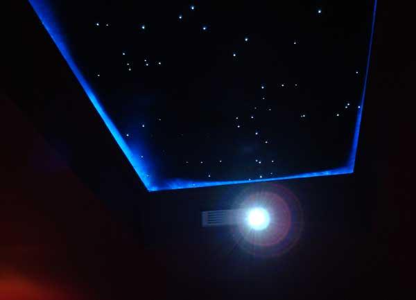 Звездные потолки своими руками