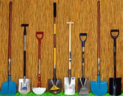 Как правильно выбрать лопату