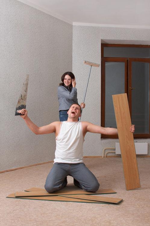 Ремонт вторичного жилья неудобства при ремонте