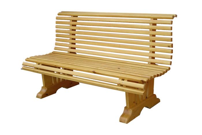 садовой скамейки позволяет