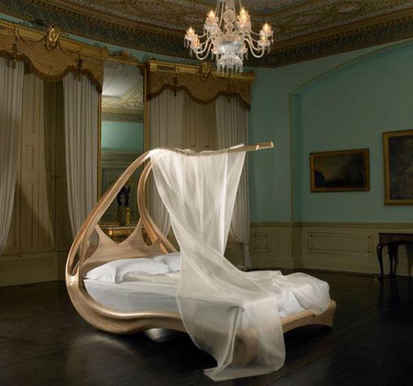 Amazoncom Uozzi Bedding Mosquito Net Bed CanopyLace