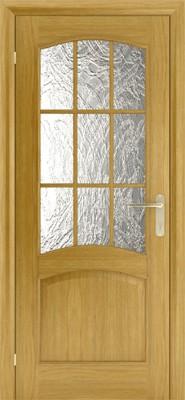 Двери из клееного массива древесины