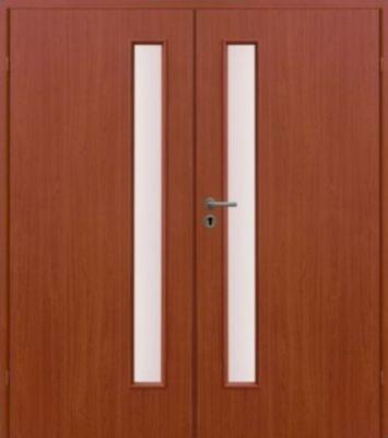 инструкция по установке двустворчатых дверей