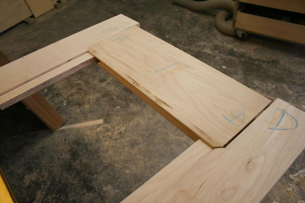 how to cut a 2x4 lengthwise on angle