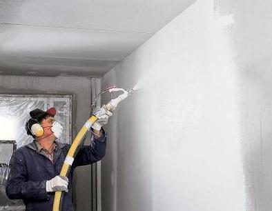 Заделка швов на потолке между плитами в гараже
