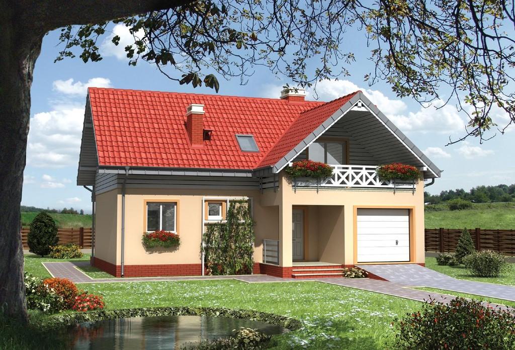 Модели частных домов фото