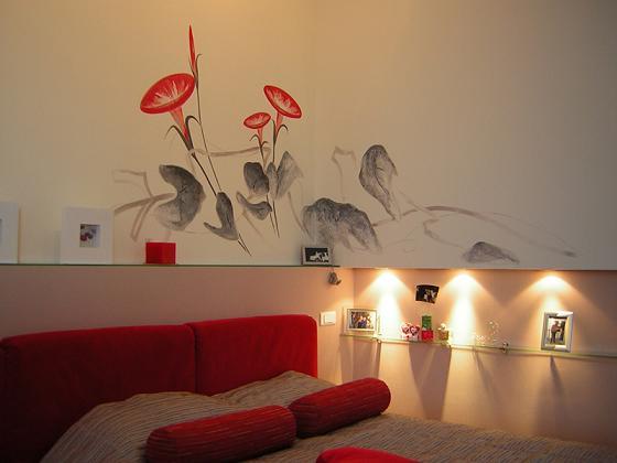 Modern Wall Paint Design :