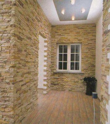 Искусственный камень - Декослим - искусственный декоративный и фасадный камень...
