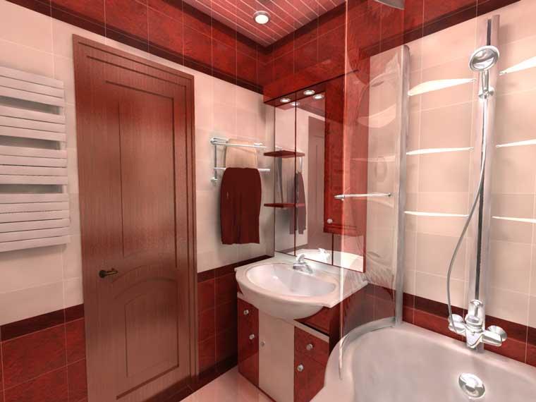 Как сделать ванную комнату своими руками в комнате фото 512