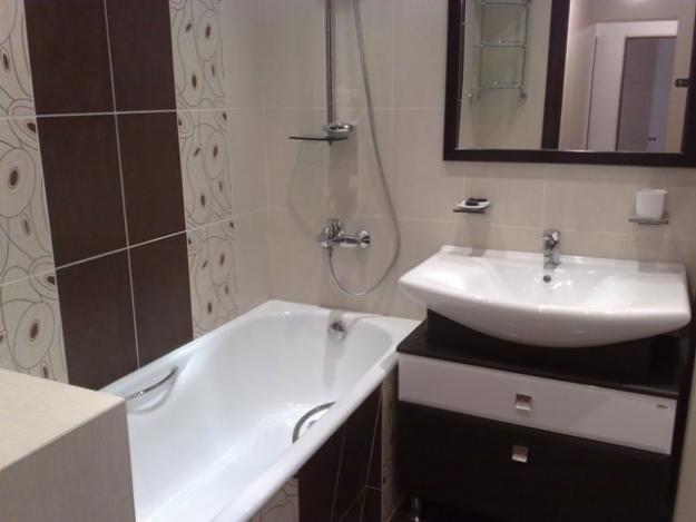 Ремонт ванной комнаты составляющие
