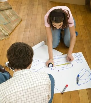 Отделочные работы в квартирах и домах в Москве на Avito