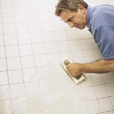 Затирка швов в ванной своими руками фото