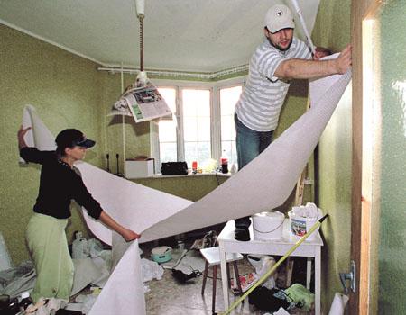 Как сделать своими руками ремонт в квартире