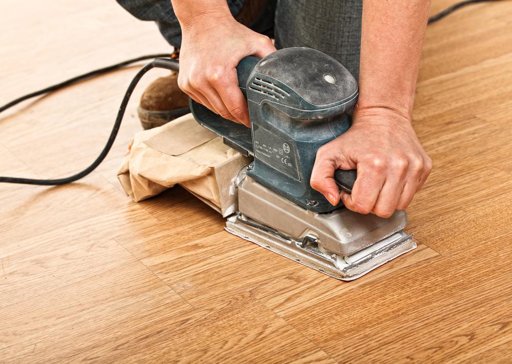 Реставрация старого деревянного пола
