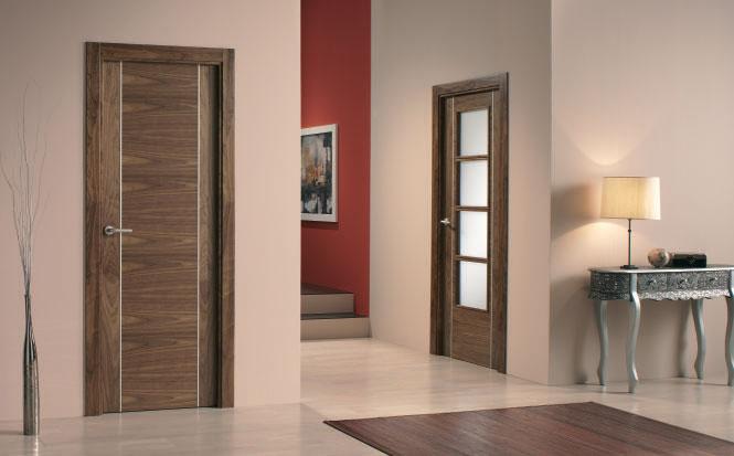 Межкомнатные двери должны быть одного цвета