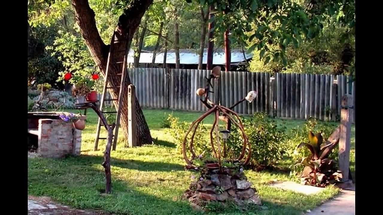 Идеи дизайна для дачи и сада своими