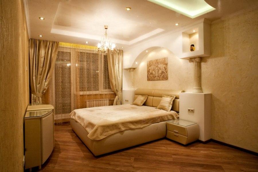 Евроремонт квартир дизайн спальня