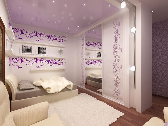 Комната для женщины 40 лет дизайн