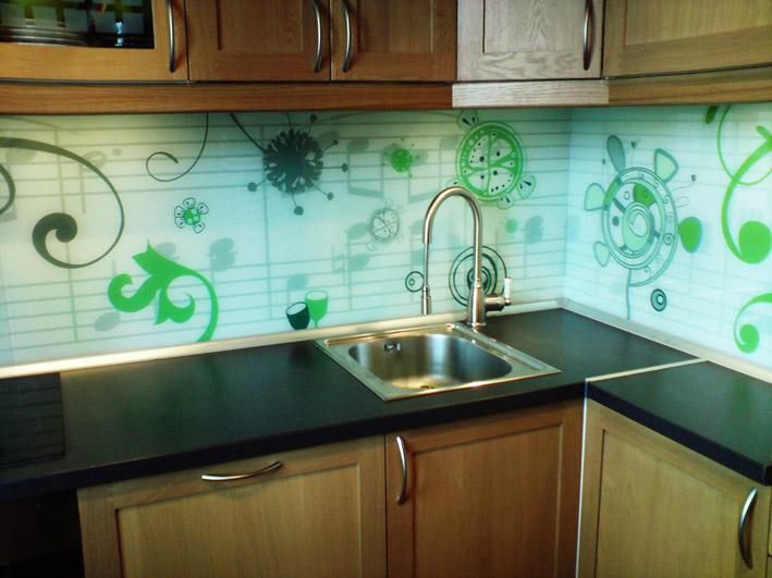 Пластиковые панели для кухни фартук своими руками