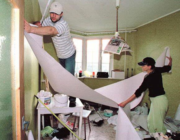 Ремонт дома своими руками фото