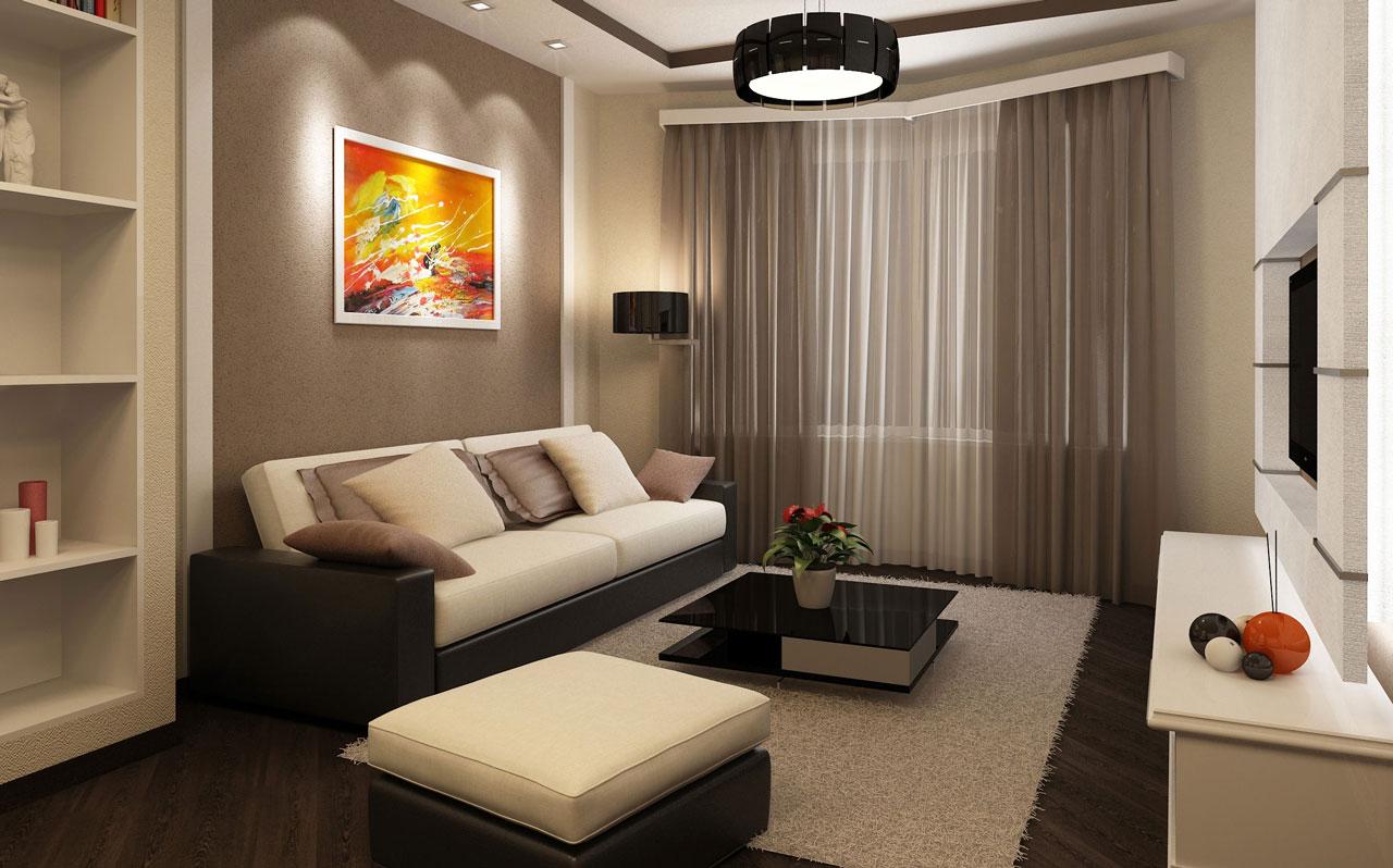Фото 1 комнатные квартиры студии дизайн