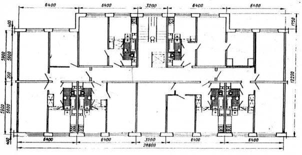 домов серии 606 (1-ЛГ-606)