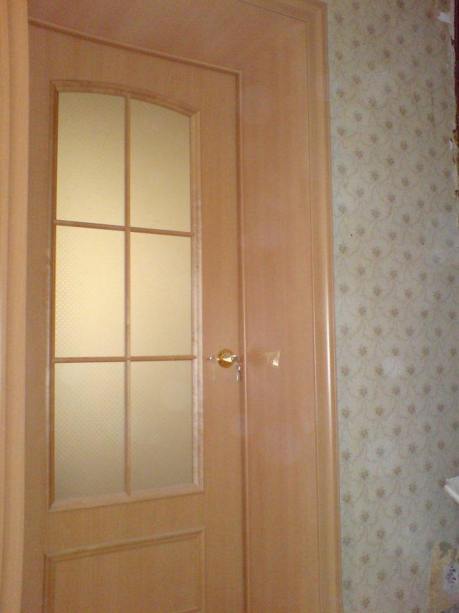 Установка межкомнатных дверей в широкий проем своими руками