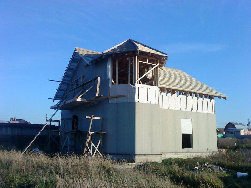 Форум по строительству каркасных домов