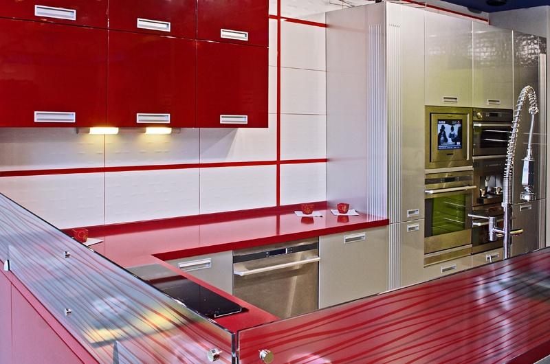 Дизайн квартир совмещенной кухни и